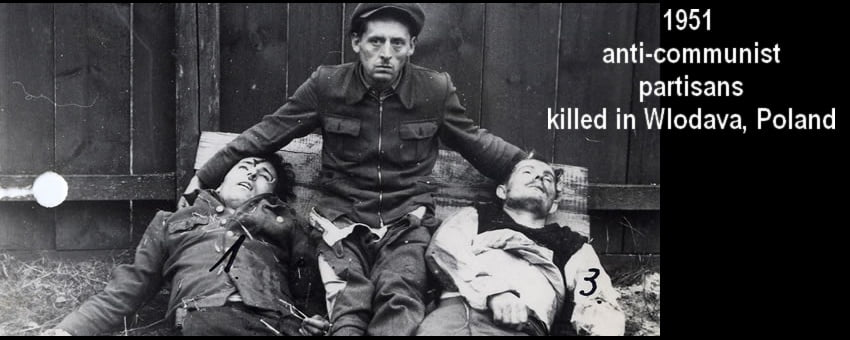 anti communist parrtisans eastern europe poland war