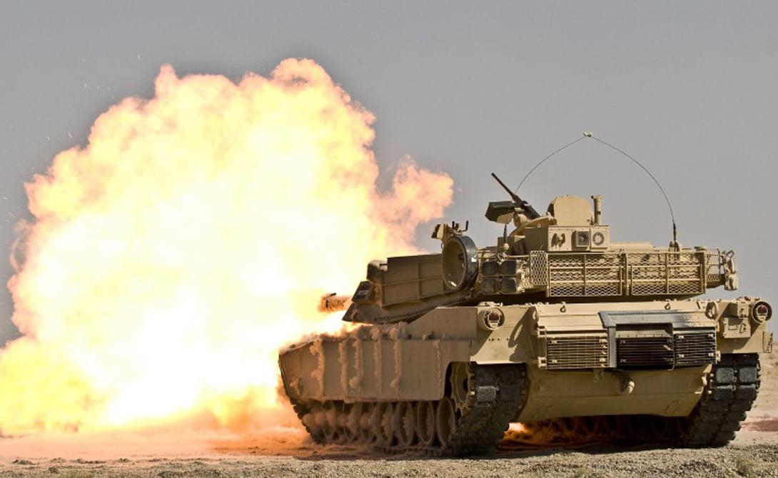 вооружения армии США