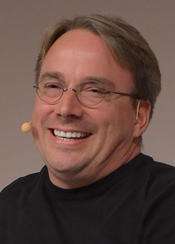 Linusь Torvalds