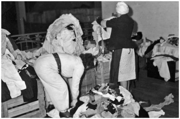 paris occupation 8 Как продавали отобранные у евреев вещи и другие шокирующие факты времен нацистской оккупации Франции