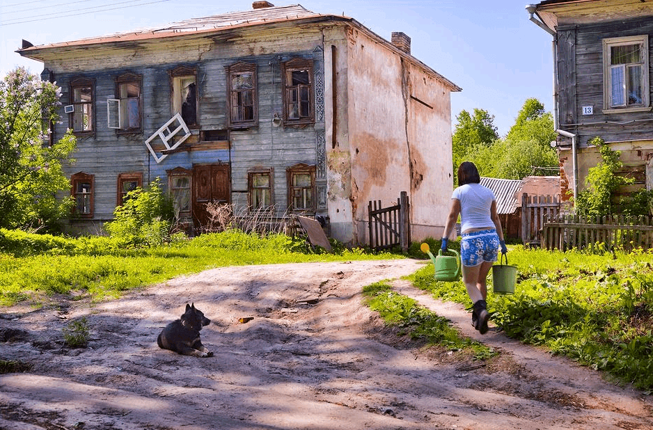 жизнь людей в нищете