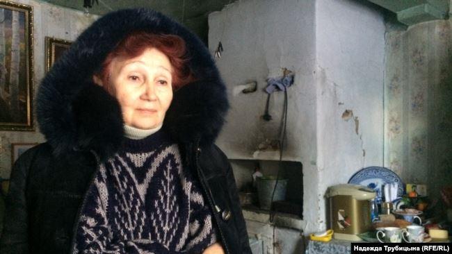 zamerzayu 4 «Здесь каторга на генном уровне». Учительница-пенсионерка замерзает в бараке 19-го века
