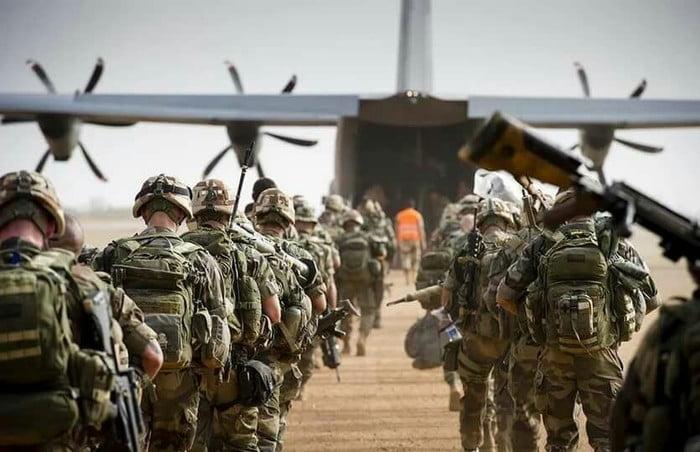 иностранный легион
