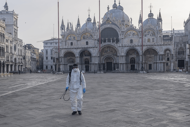 От итальянца всему миру: «Вы понятия не имеете, что вас ждет»