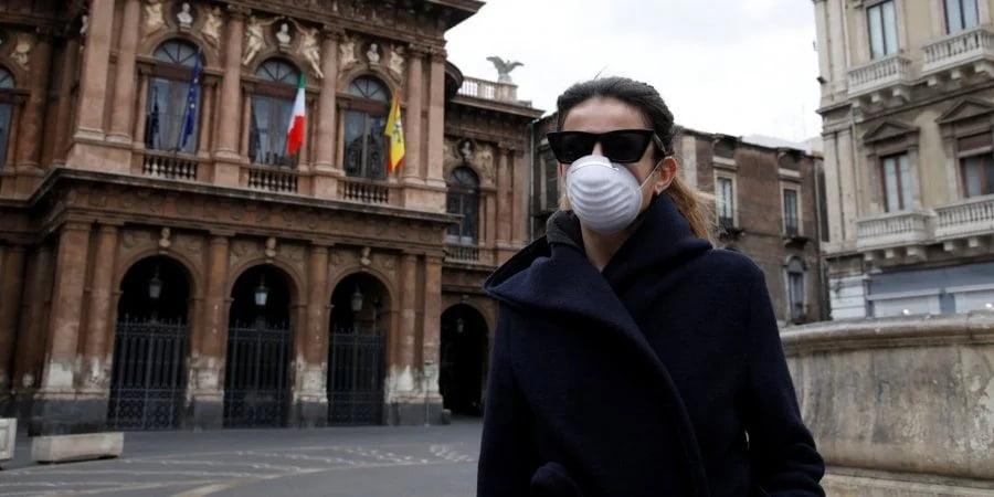 Эпидемия в Италии