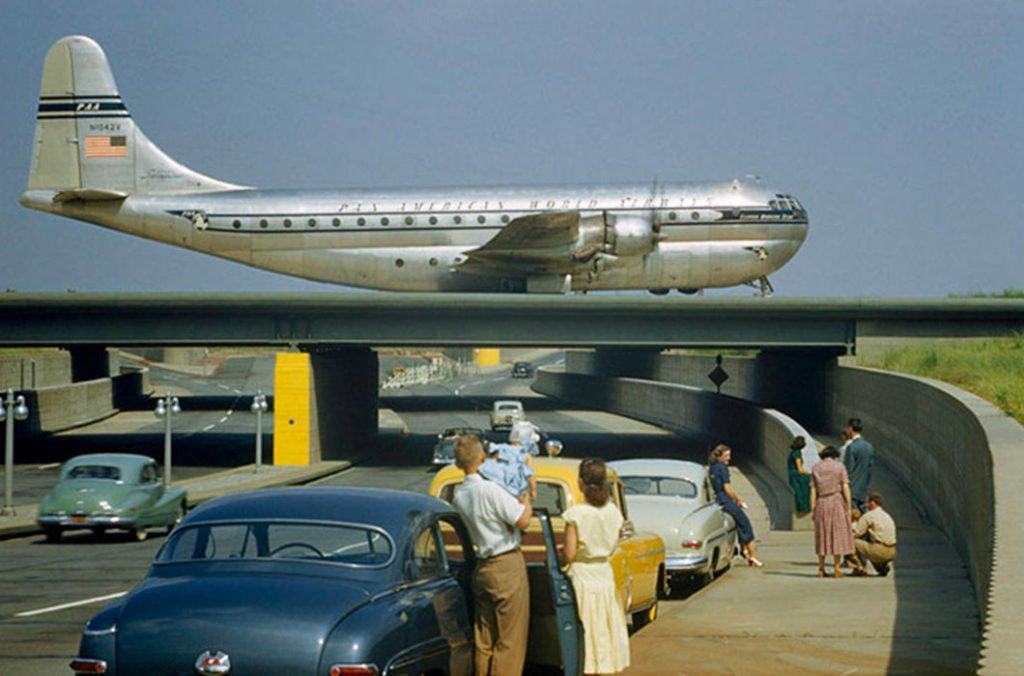 air Настоящая жизнь в США 1950-х годов