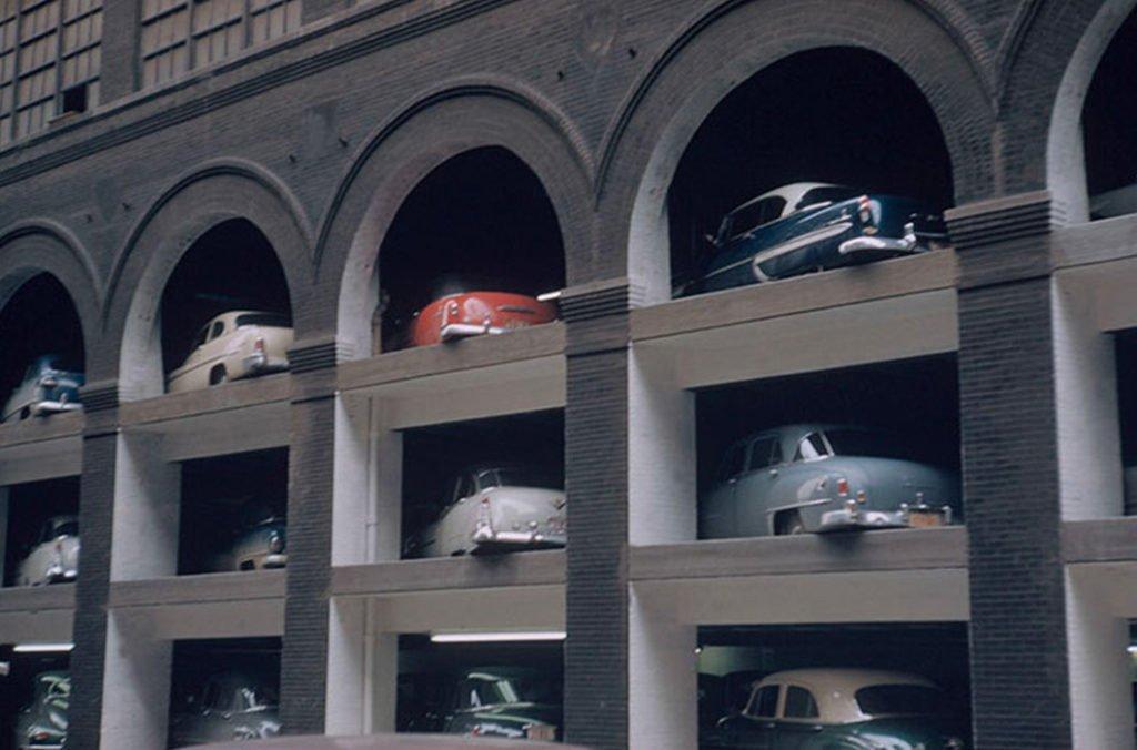 garrage Настоящая жизнь в США 1950-х годов