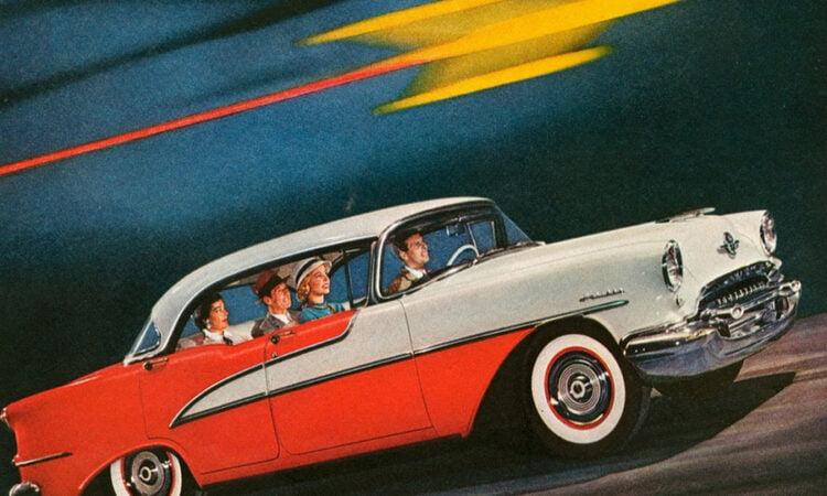 Настоящая жизнь в США 1950-х годов