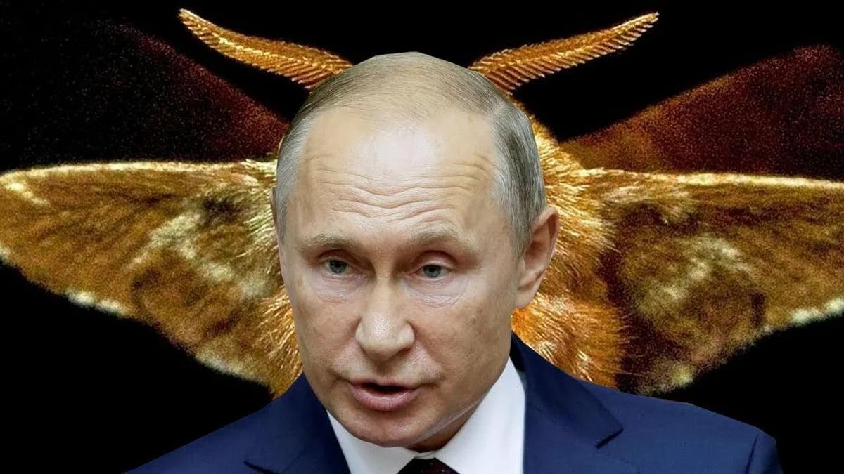 Путин-хуйло