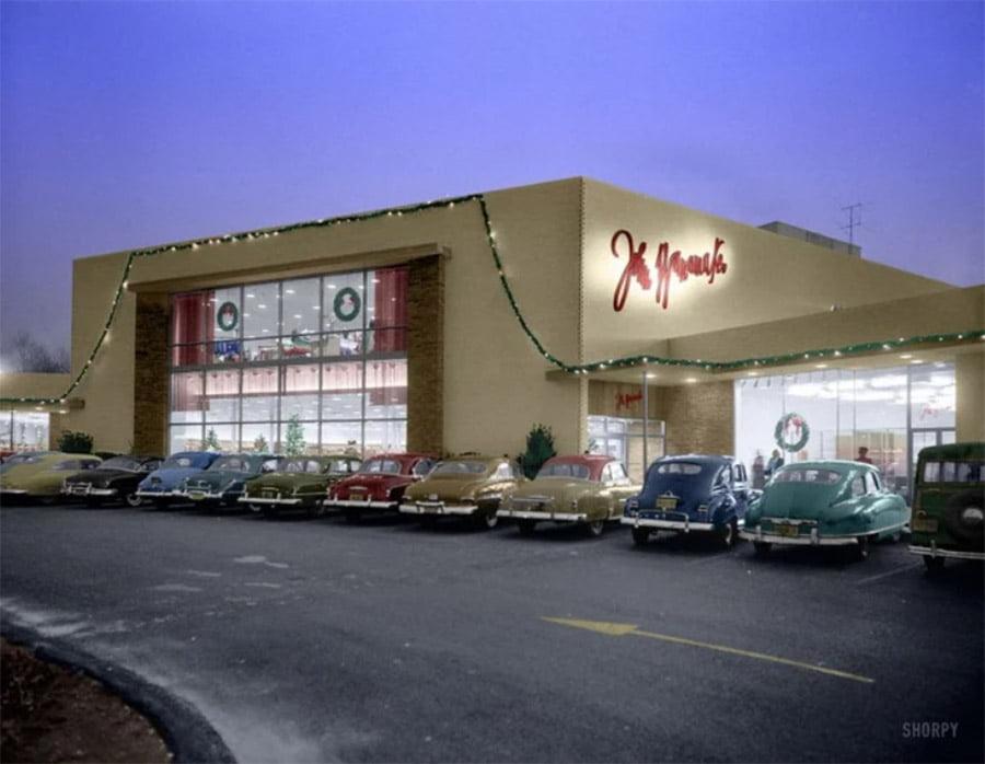 shop Настоящая жизнь в США 1950-х годов