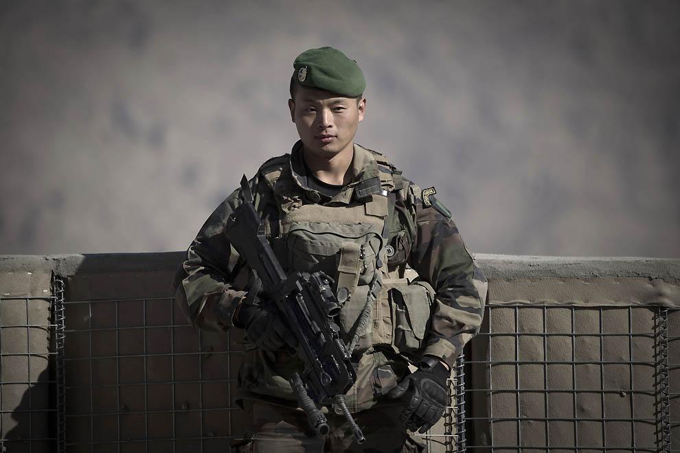 legioner kitaec Имя им — Иностранный легион: правда и вымыслы про Légion étrangère