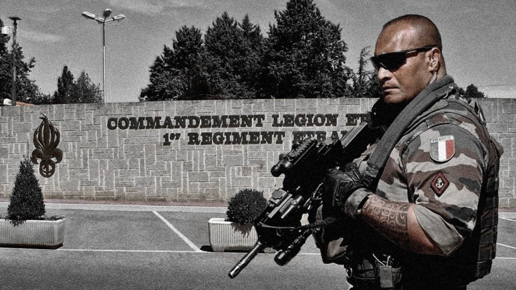 legioner Имя им — Иностранный легион: правда и вымыслы про Légion étrangère