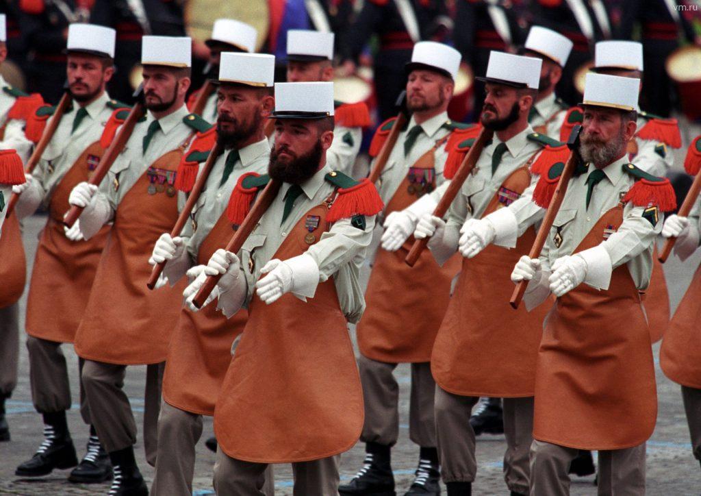 pionery inostrannogo legiona Имя им — Иностранный легион: правда и вымыслы про Légion étrangère