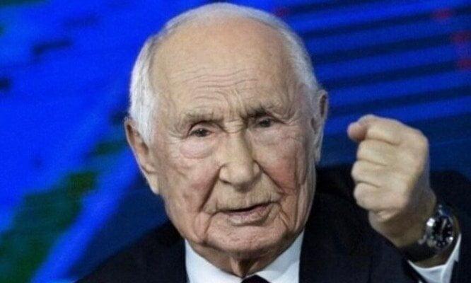 Путин старичек