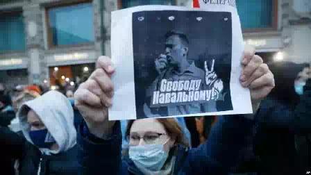 Госдепартамент США Мы внимательно следим за ситуацией с Навальным