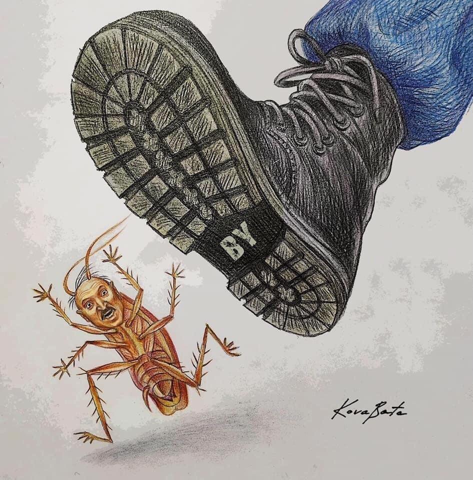 прихлопни таракана