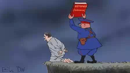 Каждая страна любит свою историю