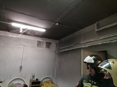 пожар в ярославской больнице