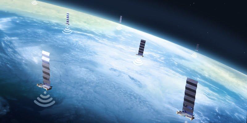 Starlink захватывает планету