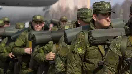 В российской армии увеличится число резервистов
