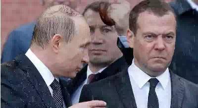 Личный мопс Путина