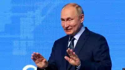 ложь Путина